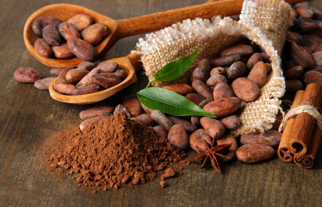 Cacao-e-cannella